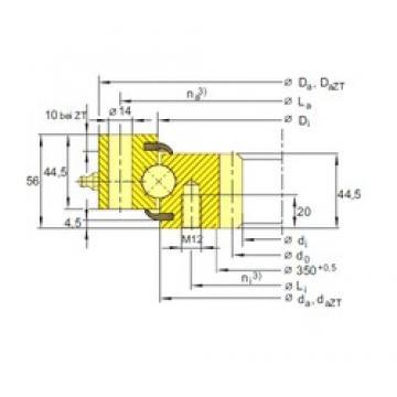 SIGMA ESI 20 0544 thrust ball bearings