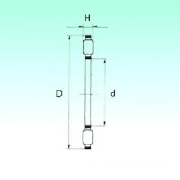 NBS K81256-M thrust roller bearings