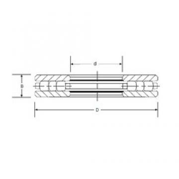 SIGMA RT-730 thrust roller bearings