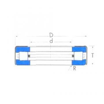Timken T199W thrust roller bearings
