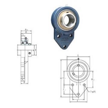 FYH UCFB205 bearing units