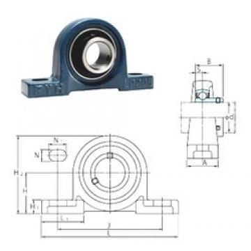 FYH BLP205-16 bearing units