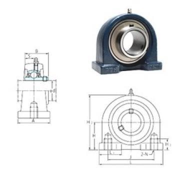FYH UCPA207-20 bearing units
