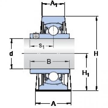 SKF SY 2.15/16 TF/VA201 bearing units