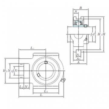 KOYO UCT205-15 bearing units