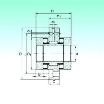 90 mm x 210 mm x 22,5 mm  NBS ZARF 90210 TN complex bearings