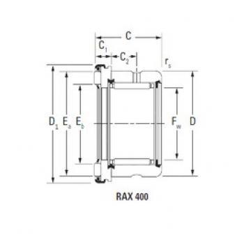 Timken RAX 415 complex bearings