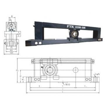 FYH UCTU208-700 bearing units