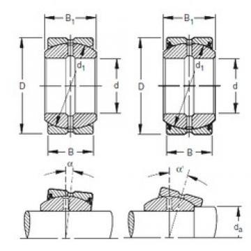 Timken 13SF22 plain bearings
