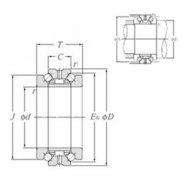 NTN 562014 thrust ball bearings
