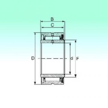 35 mm x 55 mm x 21 mm  35 mm x 55 mm x 21 mm  NBS NA 4907 RS needle roller bearings
