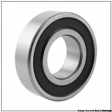 Toyana 604-2RS deep groove ball bearings