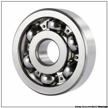 25 mm x 62 mm x 24 mm  25 mm x 62 mm x 24 mm  Fersa 62305-2RS deep groove ball bearings