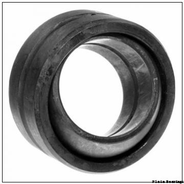 45 mm x 75 mm x 43 mm  45 mm x 75 mm x 43 mm  LS GEG45ES-2RS plain bearings