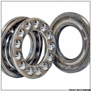 75 mm x 135 mm x 93 mm  75 mm x 135 mm x 93 mm  NKE 52218 thrust ball bearings