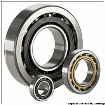 ISO QJ230 angular contact ball bearings