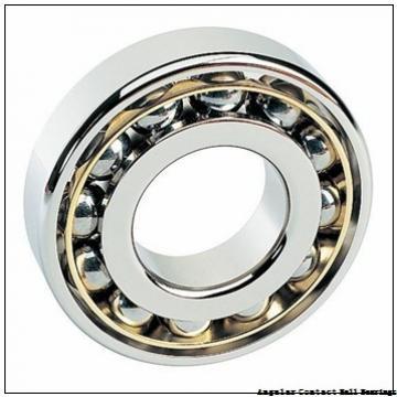 35 mm x 80 mm x 34,9 mm  35 mm x 80 mm x 34,9 mm  ZEN S5307-2RS angular contact ball bearings
