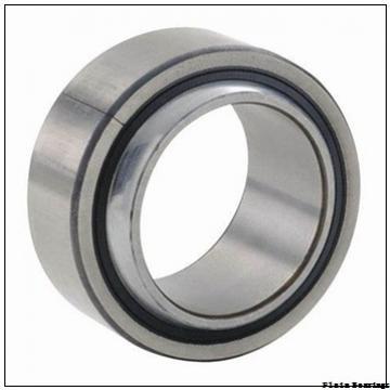 40 mm x 98 mm x 27 mm  40 mm x 98 mm x 27 mm  ISB GX 40 CP plain bearings