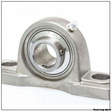 SNR UCT203 bearing units
