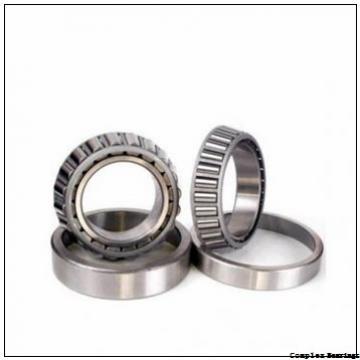 45 mm x 62 mm x 25 mm  45 mm x 62 mm x 25 mm  IKO NBXI 4535 complex bearings