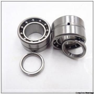 35 mm x 110 mm x 14 mm  35 mm x 110 mm x 14 mm  NBS ZARF 35110 L TN complex bearings