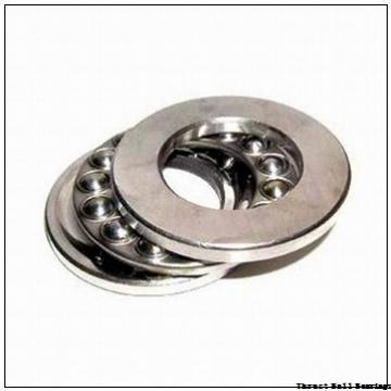 75 mm x 130 mm x 25 mm  75 mm x 130 mm x 25 mm  SKF NU 215 ECM thrust ball bearings