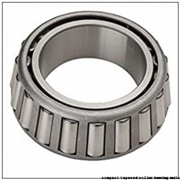 Axle end cap K85517-90012 Backing ring K85516-90010        Tapered Roller Bearings Assembly