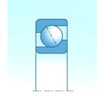 40 mm x 68 mm x 15 mm  NTN 5S-2LA-HSE008ADG/GNP42 angular contact ball bearings