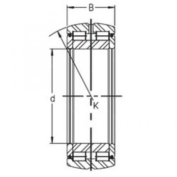 150 mm x 225 mm x 75 mm  150 mm x 225 mm x 75 mm  INA SL05 030 E cylindrical roller bearings