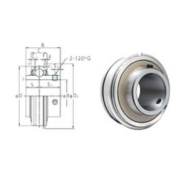35 mm x 72 mm x 42,9 mm  35 mm x 72 mm x 42,9 mm  FYH ER207 deep groove ball bearings