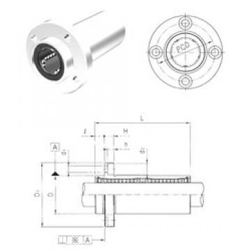 Samick LMEFP60L linear bearings
