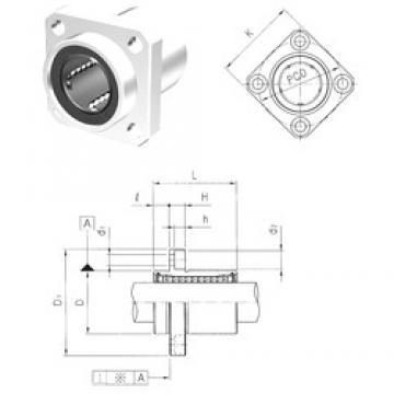 Samick LMKP60 linear bearings