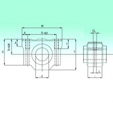 NBS SCV 20-UU AS linear bearings