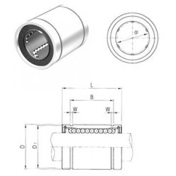 60 mm x 90 mm x 85 mm  60 mm x 90 mm x 85 mm  Samick LM60 linear bearings