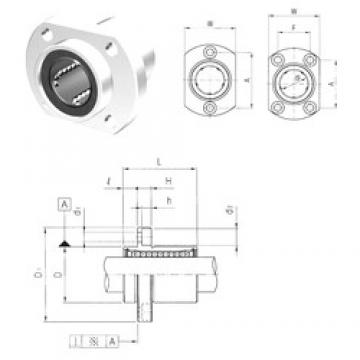 Samick LMHP20 linear bearings
