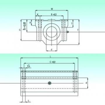 NBS SCW 16 linear bearings