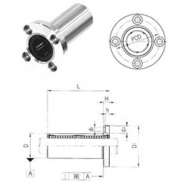 Samick LMF35LUU linear bearings
