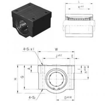 Samick SC16-B linear bearings