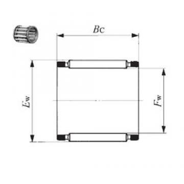 IKO KTV 101411 EG needle roller bearings