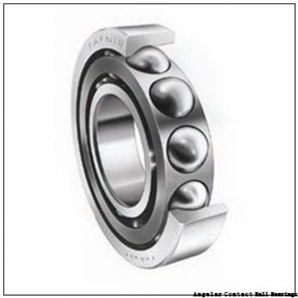 12 mm x 28 mm x 8 mm  12 mm x 28 mm x 8 mm  FAG B7001-E-T-P4S angular contact ball bearings #2 image