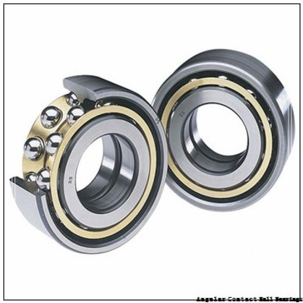 80,000 mm x 170,000 mm x 39,000 mm  80,000 mm x 170,000 mm x 39,000 mm  SNR 7316BGM angular contact ball bearings #1 image
