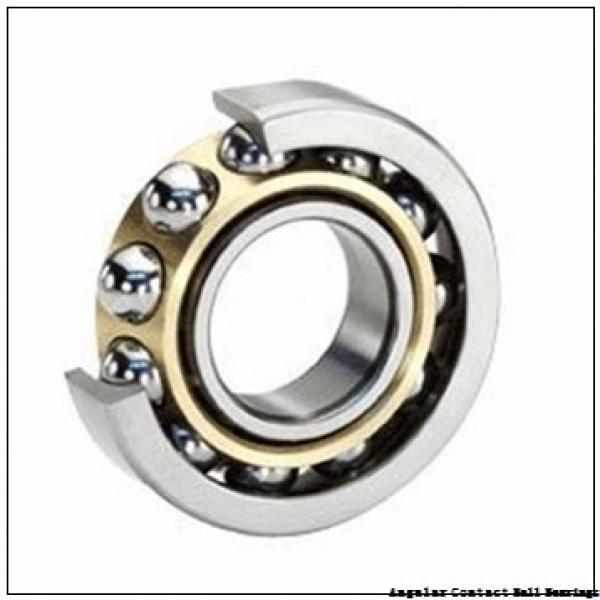25 mm x 42 mm x 18 mm  25 mm x 42 mm x 18 mm  SNR ML71905HVDUJ74S angular contact ball bearings #2 image