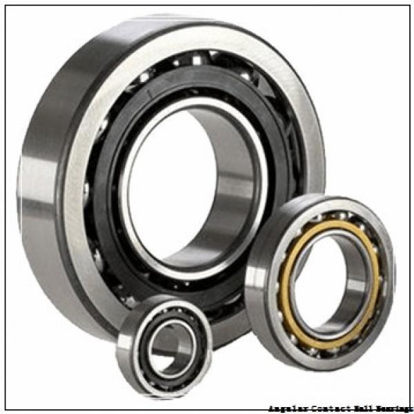 100 mm x 140 mm x 20 mm  100 mm x 140 mm x 20 mm  SKF S71920 ACB/P4A angular contact ball bearings #2 image