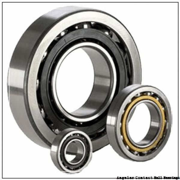 170 mm x 215 mm x 22 mm  170 mm x 215 mm x 22 mm  CYSD 7834CDB angular contact ball bearings #1 image