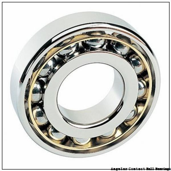ISO 3216-2RS angular contact ball bearings #1 image