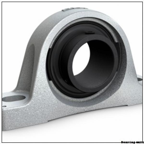 NACHI UCTU315+WU600 bearing units #3 image
