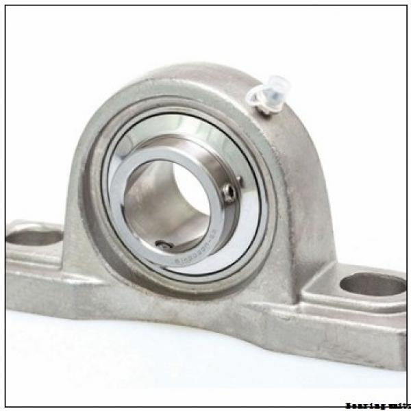 NACHI UCTU315+WU600 bearing units #2 image