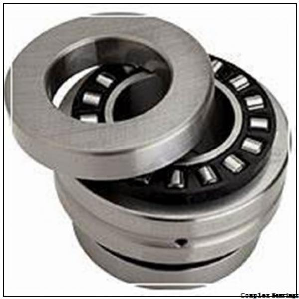 55 mm x 80 mm x 34 mm  55 mm x 80 mm x 34 mm  ISO NKIA 5911 complex bearings #1 image