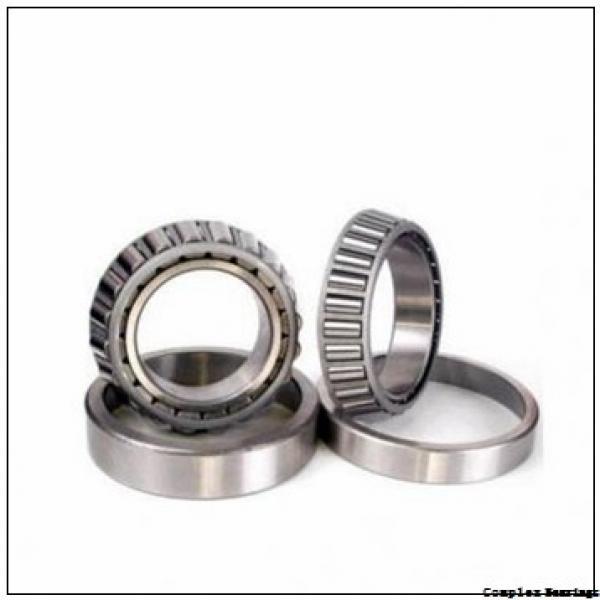 55 mm x 80 mm x 34 mm  55 mm x 80 mm x 34 mm  NTN NKIA5911 complex bearings #2 image