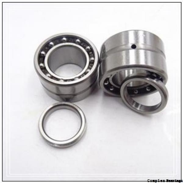 45 mm x 105 mm x 11,5 mm  45 mm x 105 mm x 11,5 mm  INA ZARF45105-TV complex bearings #2 image